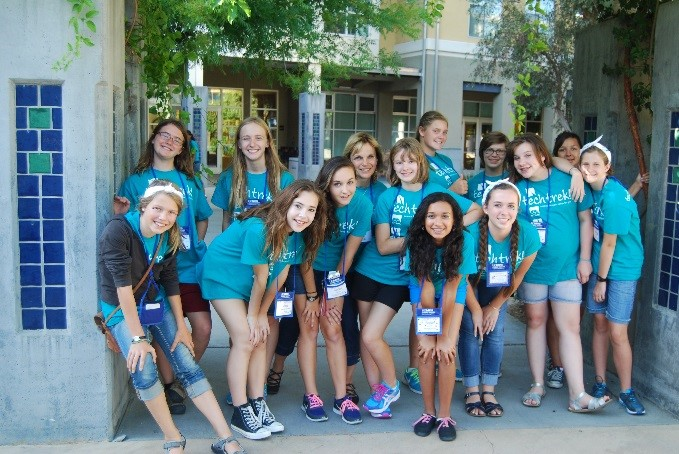 About our Camp   Tech Trek at Davis   Powered by AAUW Uc Davis Campus Life